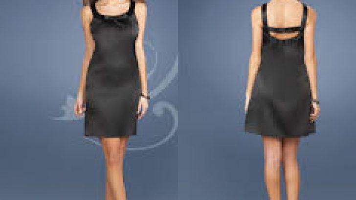 Bayan Saten Elbise Modelleri