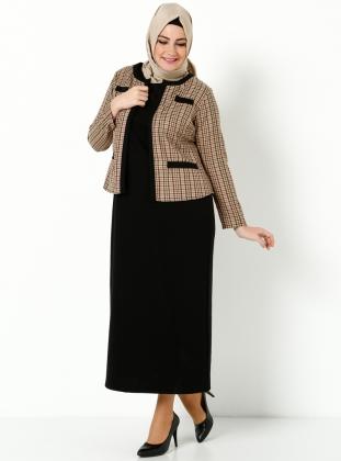 ceketli-tesettur-elbise-modelleri-9