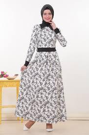cicek-desenli-tesettur-elbise-modelleri-5