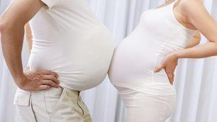 Babalarda Kuvad Hamilelik Sendromu