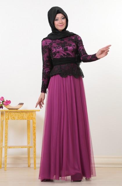 tesettur-dantelli-elbise-modelleri-1