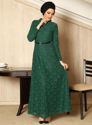 tesettur-dantelli-elbise-modelleri-6