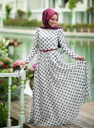 tesettur-puantiyeli-elbise-modelleri-1
