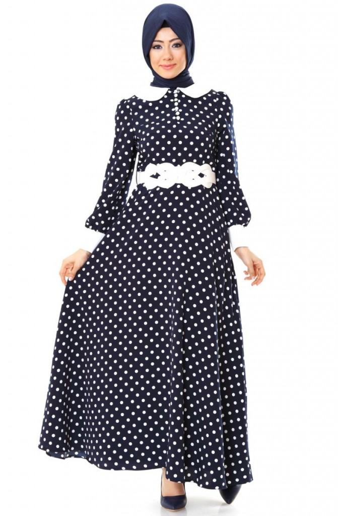 tesettur-puantiyeli-elbise-modelleri-2
