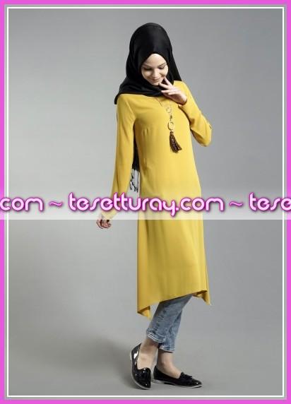 Tesettür Bluz Tunik Modelleri5