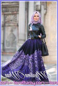 Muslima Wear 2017 abiye  - 10