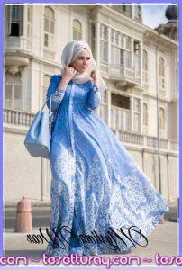 Muslima Wear 2017 abiye  - 12