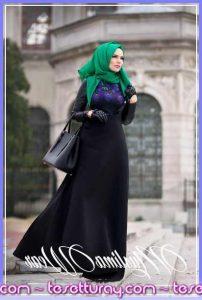 Muslima Wear 2017 abiye  - 13