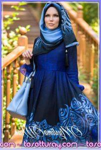 Muslima Wear 2017 abiye  - 14