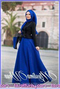 Muslima Wear 2017 abiye  - 15