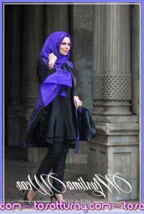 Muslima Wear 2017 abiye  - 16