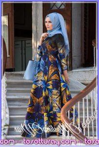 Muslima Wear 2017 abiye  - 17