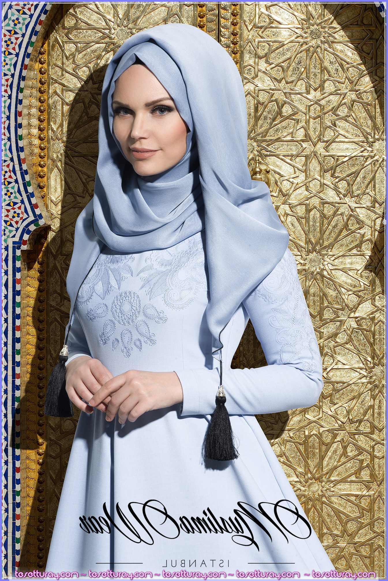 Muslima Wear 2017 abiye  - 23