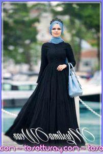 Muslima Wear 2017 abiye  - 25