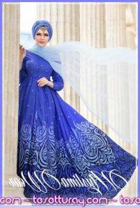 Muslima Wear 2017 abiye  - 28
