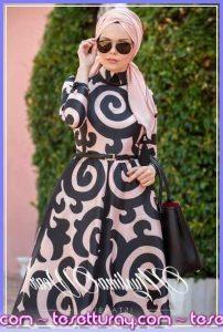 Muslima Wear 2017 abiye  - 3