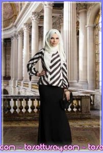 Muslima Wear 2017 abiye  - 32