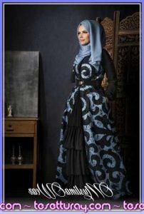 Muslima Wear 2017 abiye  - 8