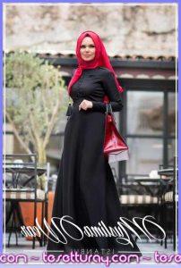 Muslima Wear 2017 abiye  - 9