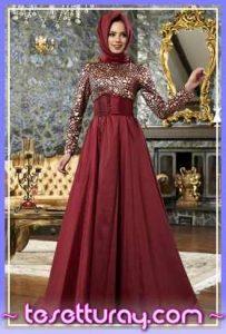 mevra-bordo-tutku-tesettur-abiye-elbise-26479-98-K
