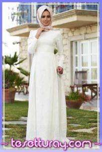 mevra-ekru-yasmin-tesettur-elbise-31045-11-K