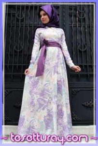 mevra-lila-floral-elbise-21838-83-K