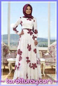 mevra-murdum-feza-organze-tesettur-elbise-30228-11-K