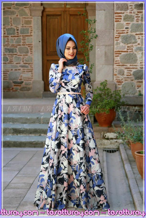 tina-elbise-mavi-3872-39-B