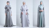 Gönül Kolat Tesettür Elbise Modelleri